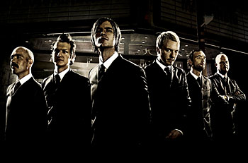 Kaizers Orchestra 2007 (Photo: Bjørn Harald Myhre) (350x231)