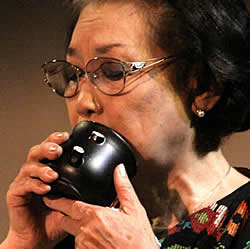 Michiko Hirayama (Foto: Institute for Living Voice)