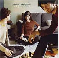 Kings of Convenience: Riot on an Empty Street - cover (202x198)