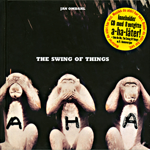 a-ha-biografien ''The Swing Of Things'' skrevet av Jan Omdahl kom i 2004