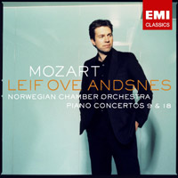 Leif Ove Andsnes: Mozart: Piano Concertos 9 and 18 (cover) (200x200)
