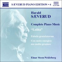 Harald Sæverud - Complete Piano Works cover (200x200)