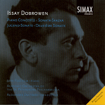 Jørn Fossheim and St. Petersburg Philharmonic Orchestra: Dobrowen: Piano Concerto and Sonatas (150x150)