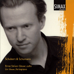 Ernst Simon Glaser and Liv Glaser: Schumann & Schubert (cover) (150x150)