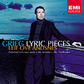 Leif Ove Andsnes: (cover) Grieg Lyric Pieces