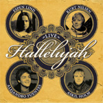 Lind/Nilsen/Fuentes/Holm: Hallelujah live - currently the best-selling domestic release on the Norwegian market (150x150)