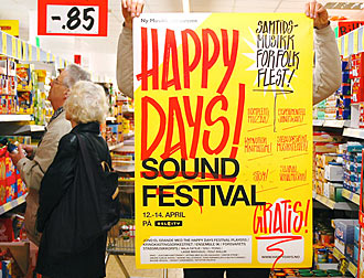 Happy Days 2007_plakat