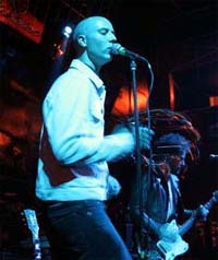 Madrugada live at the South By Southwest Austin, Texas mars 2003 (Foto: News of Norway) (200x238)
