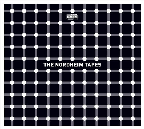 Arne Nordheim - The Nordheim tapes_omslag