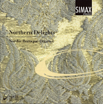 Nordic Baroque Quartet's 'Northern Delights' (cover) (150x150)