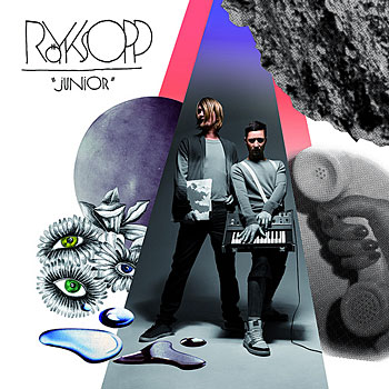 Röyksopp - Junior (350x350)