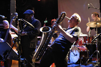 The Thing med Joe McPhee