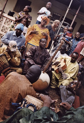 Toumani Diabate & the Symmetric Orchestra