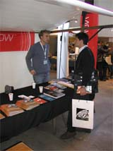 Womex 2002 Norwegian Stand (Photo: Norwegian Traditional Music Agency) (160x214)